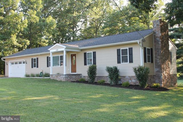 1100 Day Road, SYKESVILLE, MD 21784 (#MDHW250738) :: Blue Key Real Estate Sales Team
