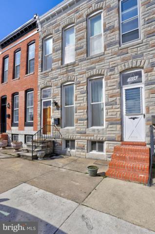 1506 Henry Street, BALTIMORE, MD 21230 (#MDBA439322) :: Colgan Real Estate