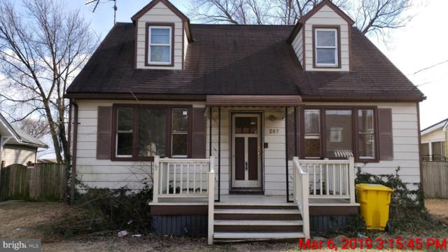 207 Hillcrest Avenue, BALTIMORE, MD 21225 (#MDAA376784) :: Great Falls Great Homes