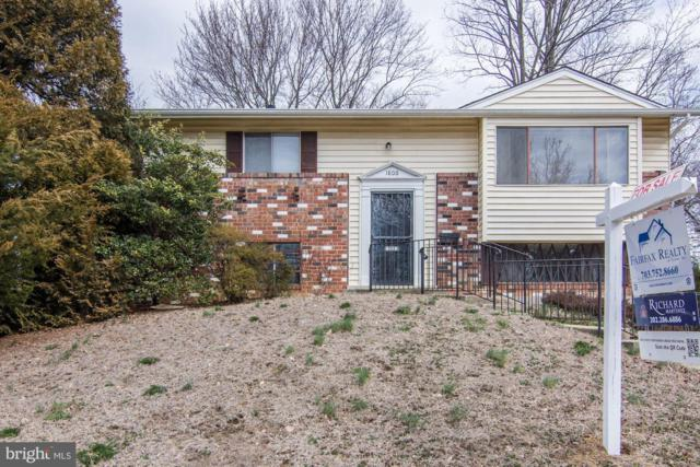1806 Jarvis Avenue, OXON HILL, MD 20745 (#MDPG502916) :: Great Falls Great Homes