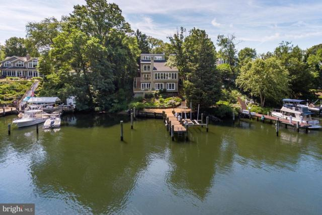 942 Creek Drive, ANNAPOLIS, MD 21403 (#MDAA376812) :: The Gus Anthony Team
