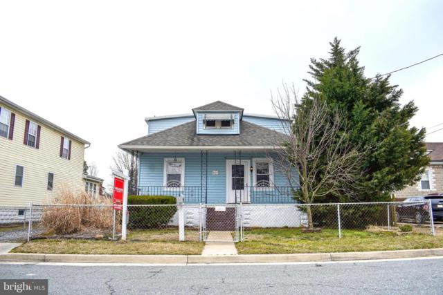405 Maryland Avenue, BALTIMORE, MD 21221 (#MDBC434504) :: Blue Key Real Estate Sales Team