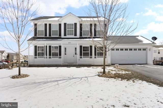 465 Dinali Dr, MARTINSBURG, WV 25403 (#WVBE160640) :: Remax Preferred | Scott Kompa Group