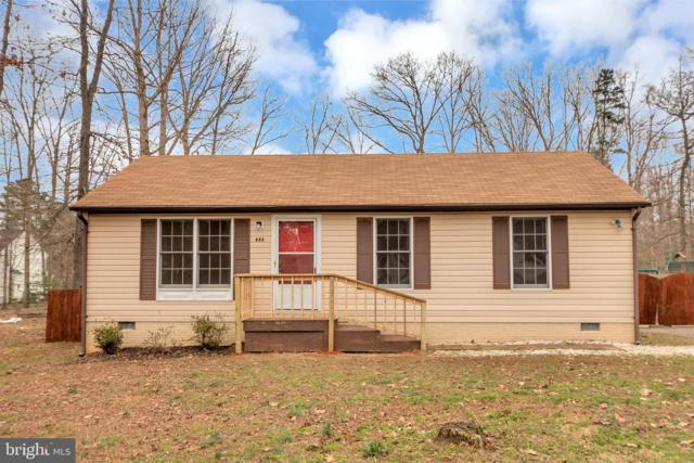 428 Cornwall Drive, RUTHER GLEN, VA 22546 (#VACV118162) :: Colgan Real Estate