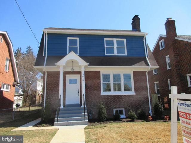3617 26TH Street NE, WASHINGTON, DC 20018 (#DCDC401836) :: Great Falls Great Homes