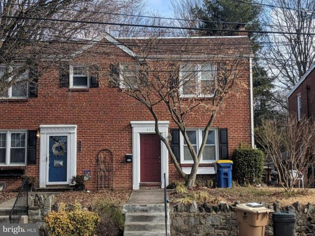 607 South Street, NEW CASTLE, DE 19720 (#DENC417600) :: Keller Williams Realty - Matt Fetick Team