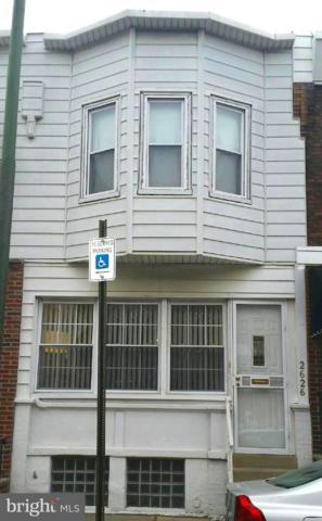 2626 S 11TH Street S, PHILADELPHIA, PA 19148 (#PAPH724804) :: Keller Williams Realty - Matt Fetick Team