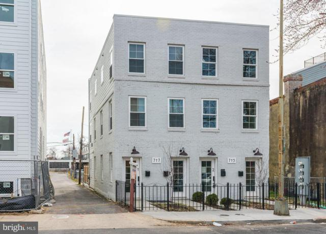717 18TH Street NE #1, WASHINGTON, DC 20002 (#DCDC401872) :: AJ Team Realty