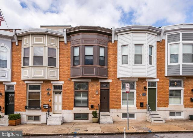 728 S Potomac Street, BALTIMORE, MD 21224 (#MDBA439428) :: Browning Homes Group