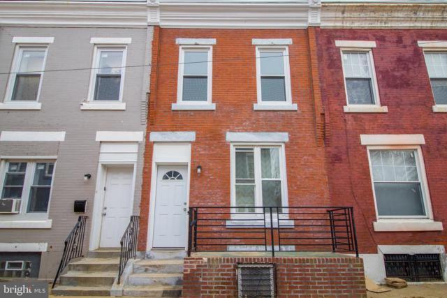 2718 W Eyre Street, PHILADELPHIA, PA 19121 (#PAPH724942) :: Keller Williams Realty - Matt Fetick Team