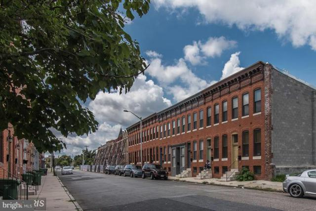 1705 E Preston Street, BALTIMORE, MD 21213 (#MDBA439480) :: AJ Team Realty