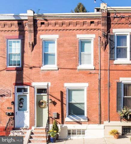 2527 Meredith Street, PHILADELPHIA, PA 19130 (#PAPH725106) :: Dougherty Group