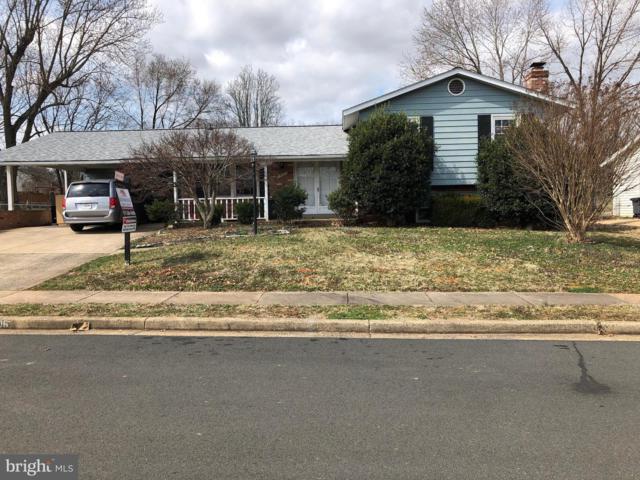 7406 Forrester Lane, MANASSAS, VA 20109 (#VAPW434864) :: The Putnam Group