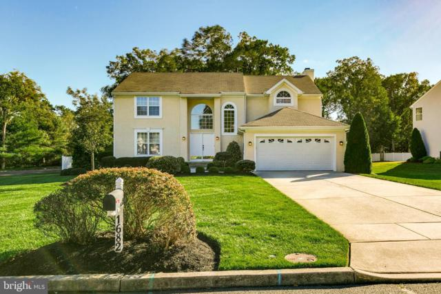 1682 Woodland Drive, WILLIAMSTOWN, NJ 08094 (#NJGL230534) :: Colgan Real Estate