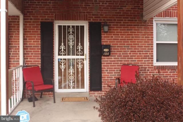1114 Walker Avenue, BALTIMORE, MD 21239 (#MDBA439580) :: The Speicher Group of Long & Foster Real Estate