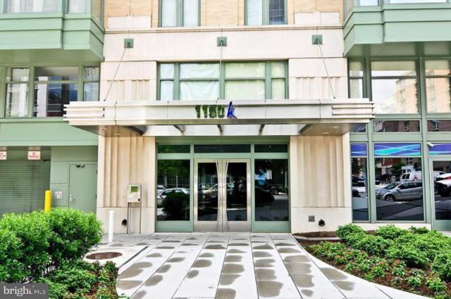 1150 K Street NW #1305, WASHINGTON, DC 20005 (#DCDC402056) :: Colgan Real Estate