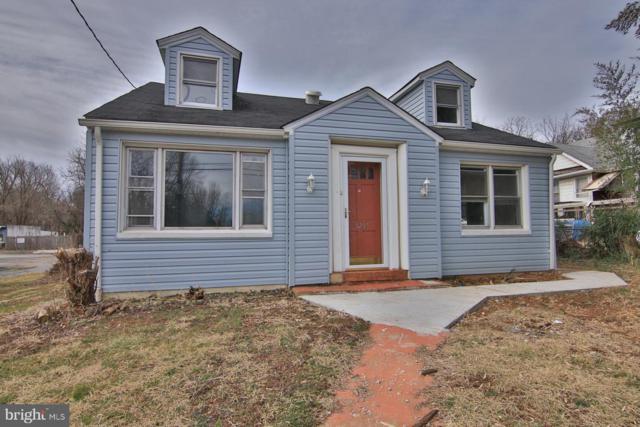 5215 Windsor Mill Road, BALTIMORE, MD 21207 (#MDBA439588) :: Colgan Real Estate