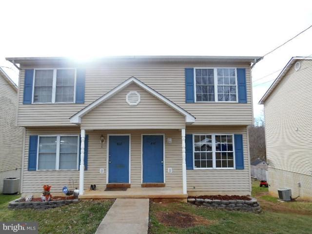 458 Cherrydale Avenue, FRONT ROYAL, VA 22630 (#VAWR133972) :: Colgan Real Estate