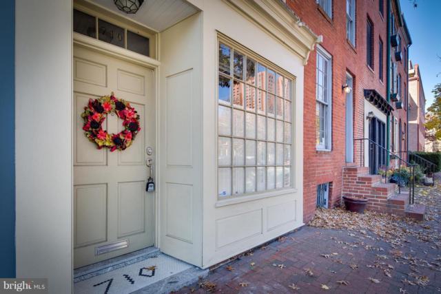 710 Hanover Street S, BALTIMORE, MD 21230 (#MDBA439614) :: The Putnam Group