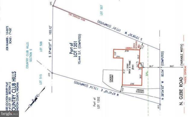 3401 N Glebe Road, ARLINGTON, VA 22207 (#VAAR140306) :: Colgan Real Estate
