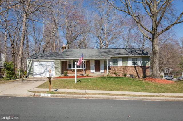 3012 Longbranch Lane, WOODBRIDGE, VA 22192 (#VAPW434942) :: Colgan Real Estate