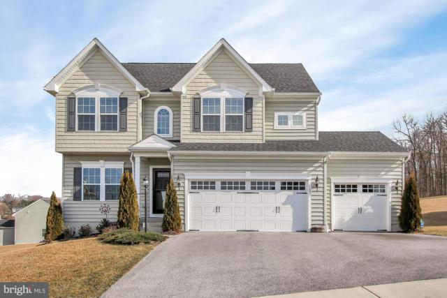123 Glenray Court, NEW FREEDOM, PA 17349 (#PAYK111666) :: The Heather Neidlinger Team With Berkshire Hathaway HomeServices Homesale Realty
