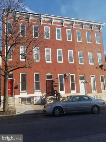 1614 W Lexington Street, BALTIMORE, MD 21223 (#MDBA439648) :: Pearson Smith Realty
