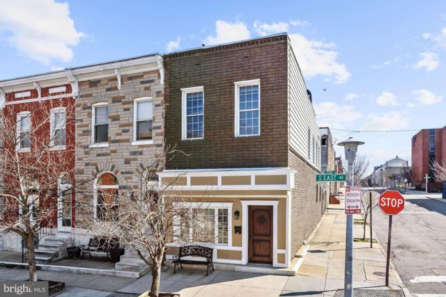 149 S East Avenue, BALTIMORE, MD 21224 (#MDBA439662) :: The Putnam Group