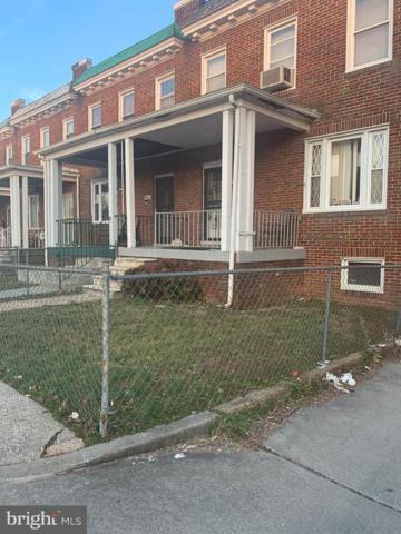 4100 Newbern Avenue, BALTIMORE, MD 21215 (#MDBA439672) :: Colgan Real Estate