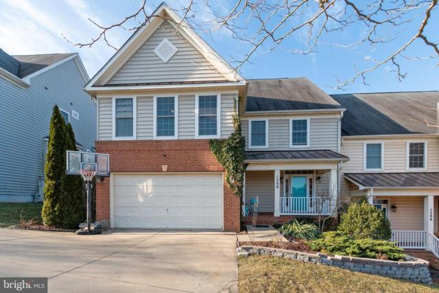 1508 Rising Ridge Road, MOUNT AIRY, MD 21771 (#MDFR234106) :: Dart Homes