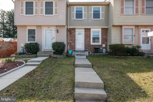 3523 Laurel View Court, LAUREL, MD 20724 (#MDAA377270) :: Bob Lucido Team of Keller Williams Integrity
