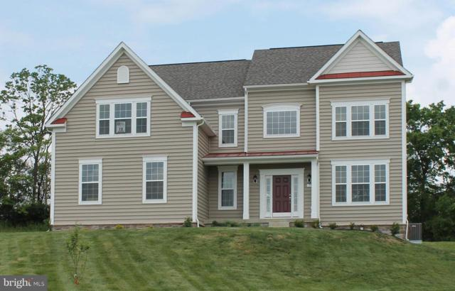 0 Strathmore Way Oakdale Plan, MARTINSBURG, WV 25402 (#WVBE160750) :: CR of Maryland