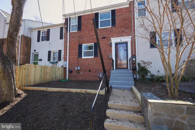 6 Ancell Street, ALEXANDRIA, VA 22305 (#VAAX227334) :: Stello Homes