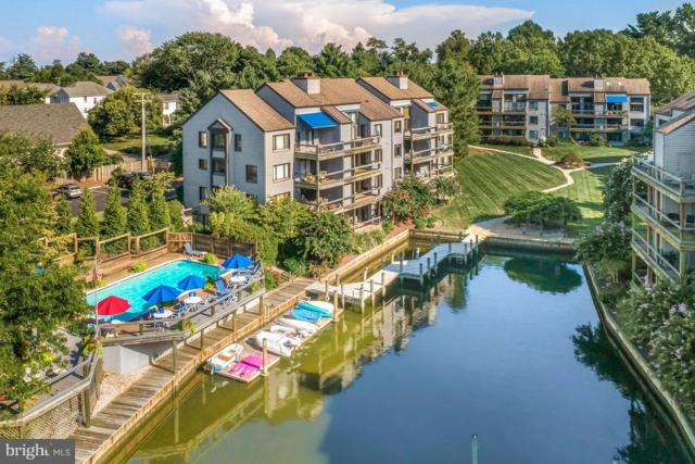 6 Spa Creek Landing A1, ANNAPOLIS, MD 21403 (#MDAA377330) :: Remax Preferred | Scott Kompa Group