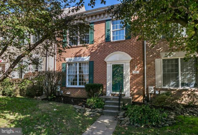 33 Tenby Court, LUTHERVILLE TIMONIUM, MD 21093 (#MDBC434956) :: Great Falls Great Homes
