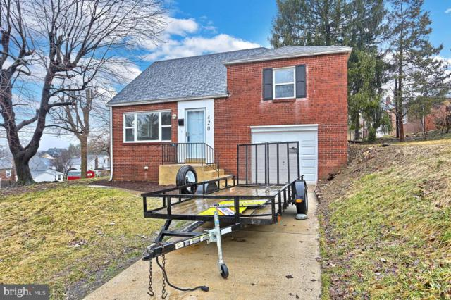 420 Luther Road, HARRISBURG, PA 17111 (#PADA107686) :: The Craig Hartranft Team, Berkshire Hathaway Homesale Realty
