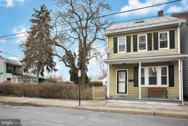 328 Chestnut Street, MOUNT HOLLY SPRINGS, PA 17065 (#PACB110126) :: The Heather Neidlinger Team With Berkshire Hathaway HomeServices Homesale Realty