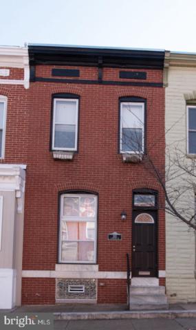 103 S Bouldin Street, BALTIMORE, MD 21224 (#MDBA439768) :: The Putnam Group