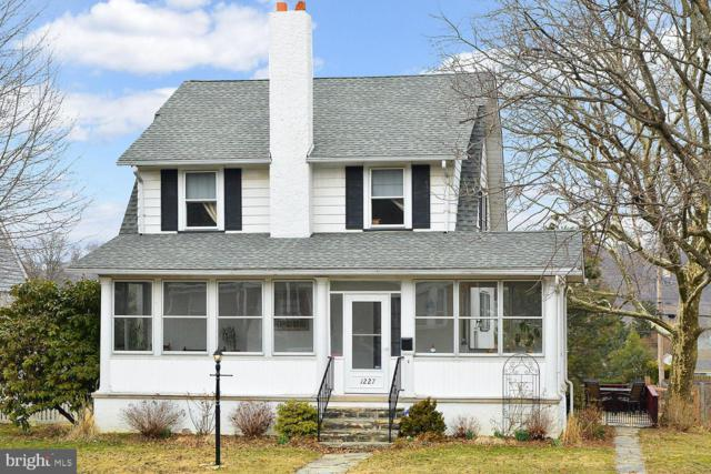 1227 Walnut Street, COATESVILLE, PA 19320 (#PACT417912) :: Remax Preferred | Scott Kompa Group