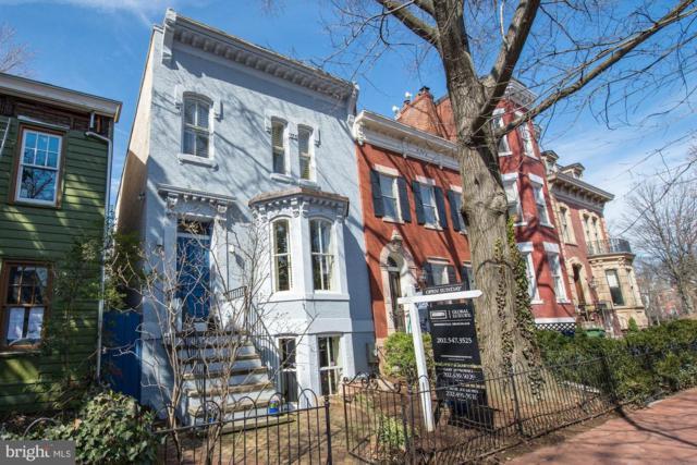 22 9TH Street NE, WASHINGTON, DC 20002 (#DCDC402296) :: The Putnam Group