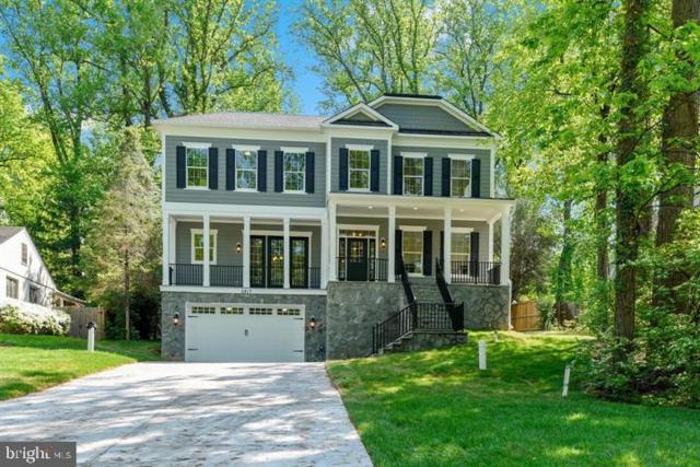 5817 Bradley Boulevard, BETHESDA, MD 20814 (#MDMC623650) :: Colgan Real Estate