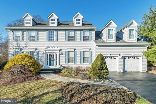 10 Wycklow Drive, ROBBINSVILLE, NJ 08691 (#NJME266602) :: Colgan Real Estate