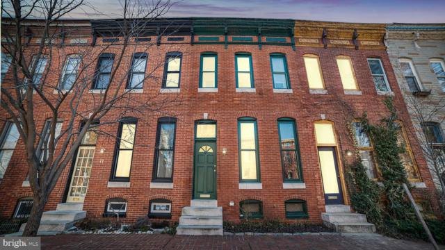 9 N Collington Avenue, BALTIMORE, MD 21231 (#MDBA439820) :: Browning Homes Group