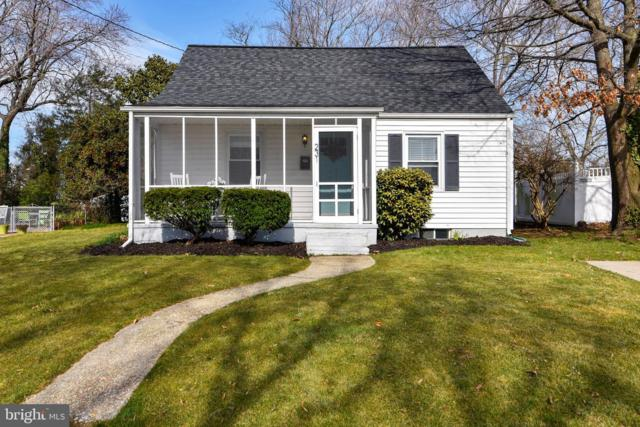 231 Gibson Road, ANNAPOLIS, MD 21401 (#MDAA377402) :: Advance Realty Bel Air, Inc