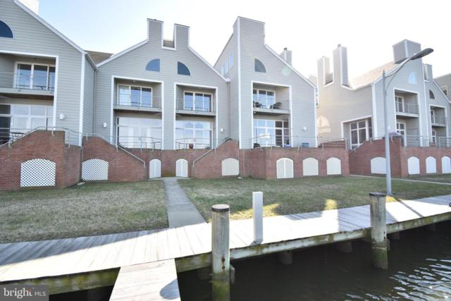 416 Cambridge Landing 416B, CAMBRIDGE, MD 21613 (#MDDO121784) :: The Allison Stine Team