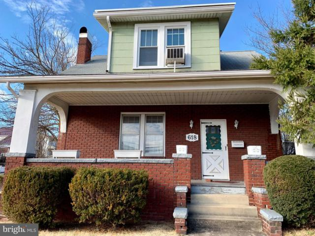 618 E Oldtown Road, CUMBERLAND, MD 21502 (#MDAL130180) :: Colgan Real Estate