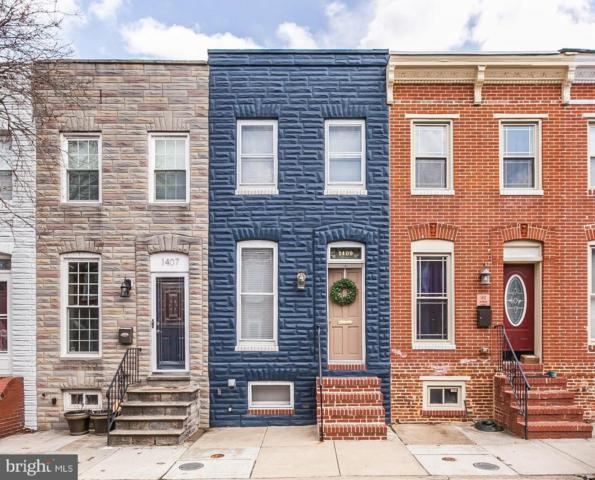 1409 Reynolds Street, BALTIMORE, MD 21230 (#MDBA439856) :: The Putnam Group
