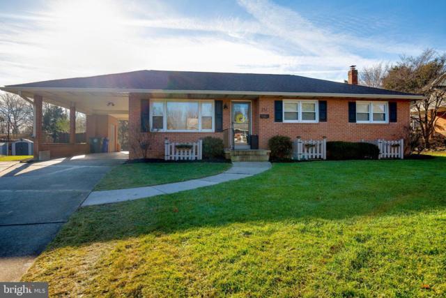 251 Wyngate Drive, FREDERICK, MD 21701 (#MDFR234168) :: Colgan Real Estate
