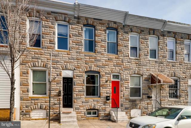 161 N Curley Street, BALTIMORE, MD 21224 (#MDBA439896) :: Browning Homes Group