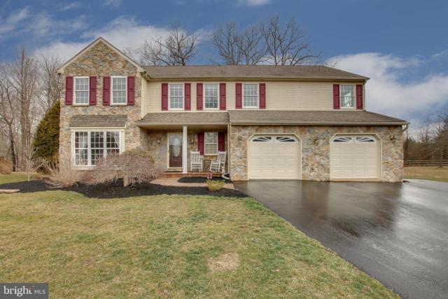 64 Patriot Drive, CHALFONT, PA 18914 (#PABU445382) :: Colgan Real Estate